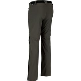 Regatta Xert II Stretch Zip of Trousers Men roasted